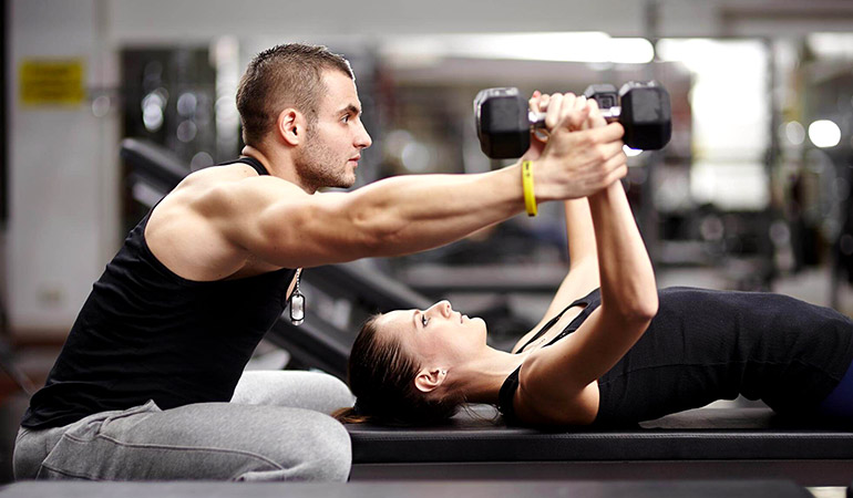 Fitness specialist